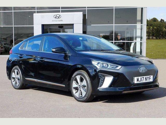 2017 Hyundai IONIQ E Premium SE Electric (17 reg)