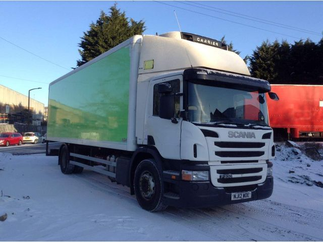 2012 (12) Scania P Series Image