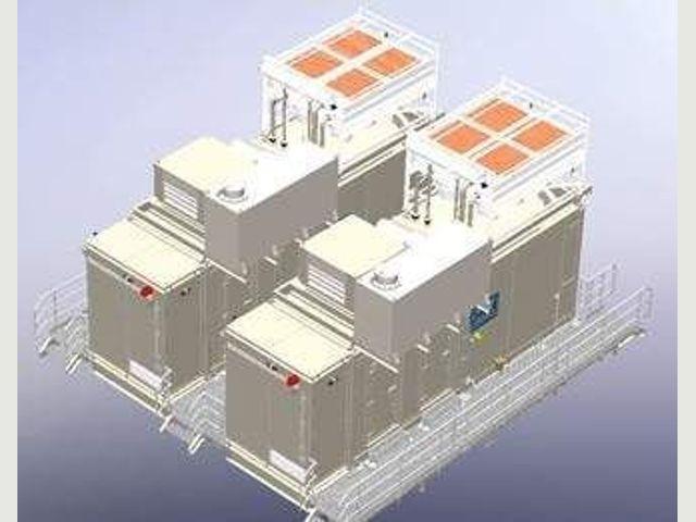 2018 Atlas Dale Power Solutions HV Diesel Generators 2500 KVA Image
