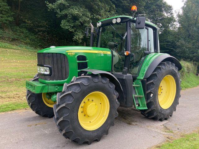 2009 John Deere 6930 Premium Tractor Image