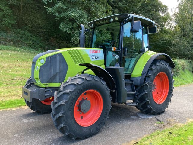 2014 Claas Arion 630 Tractor Image