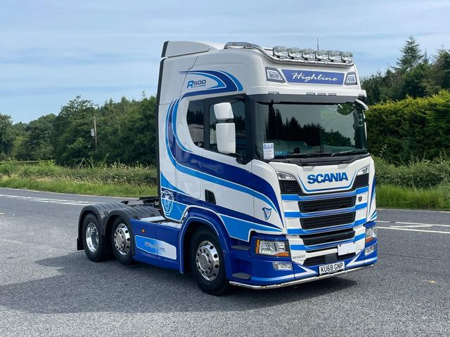 2018 (68) Scania R450 HIGHLINE EURO 6 Image