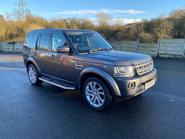 2015 Land Rover Discovery 4 Image