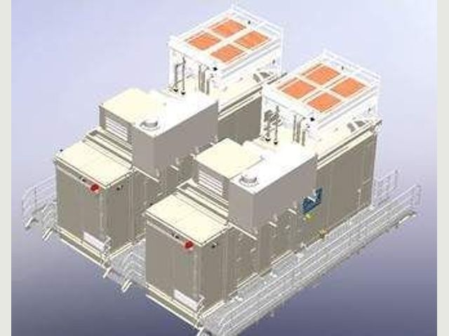2006 Atlas Dale Power Solutions HV Diesel Generators 2500 KVA Image