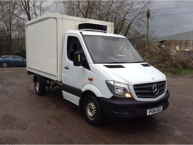 2014 Mercedes-Benz Sprinter Image