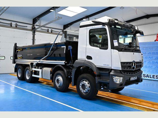 2021 Mercedes-Benz AROCS 3240 8X4 TIPPER EURO 6 CHOICE Image