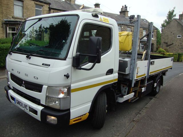 2013 (13) FUSO Canter Image