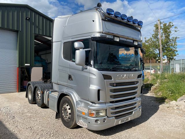 2013 (13) Scania R Series Image