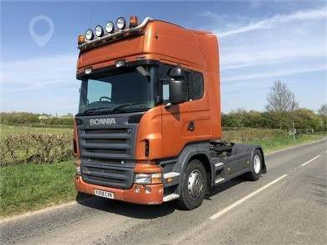 2008 Scania R Series Image