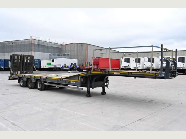 2016 Montracon LOW LOADER Image