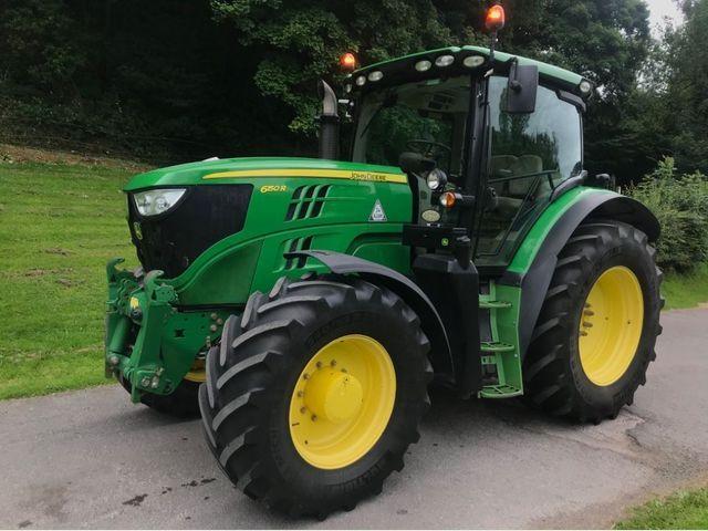 2014 John Deere 6150R Tractor Image