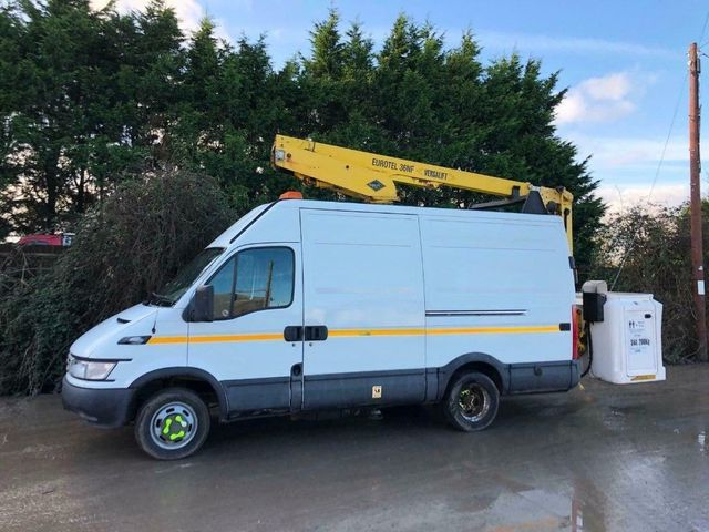 2006 (56) Iveco DAILY 50C13 ACCESS PLATFORM CHERRY PICKER Image