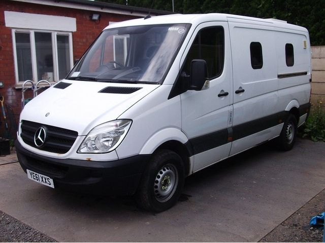 2011 Mercedes-Benz Sprinter Image