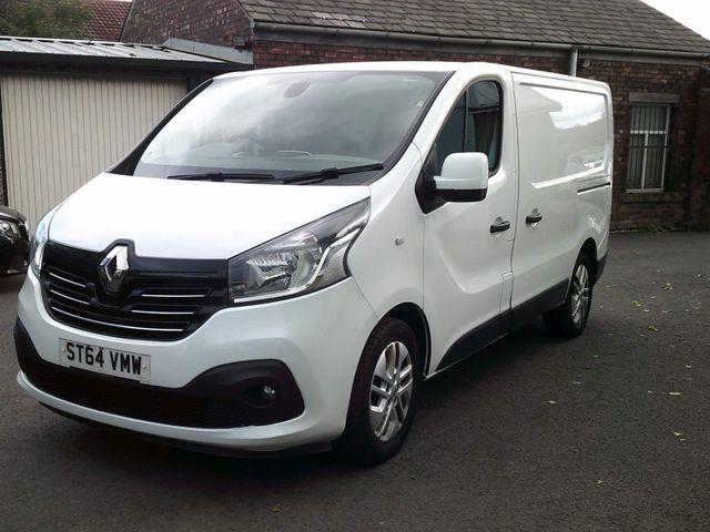 2014 Renault Trafic Image