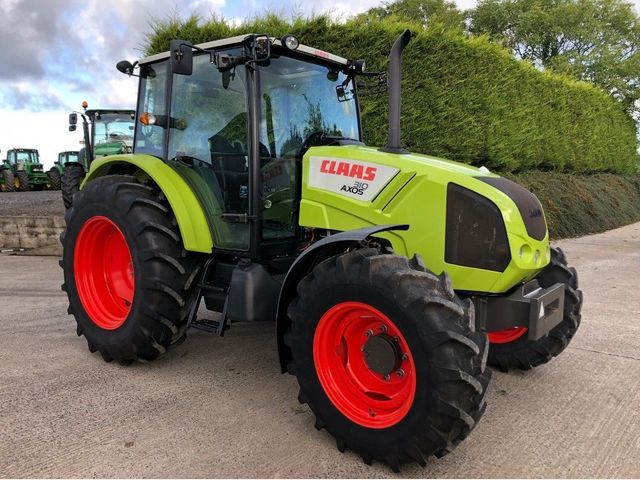 2012 Claas AXOS 310. ONLY 500 HOURS Image