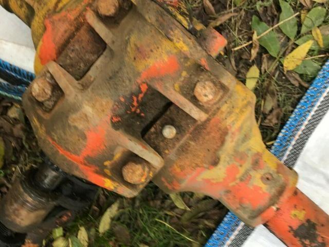 Benford TT 2000 Dumper rear axle £350 Image