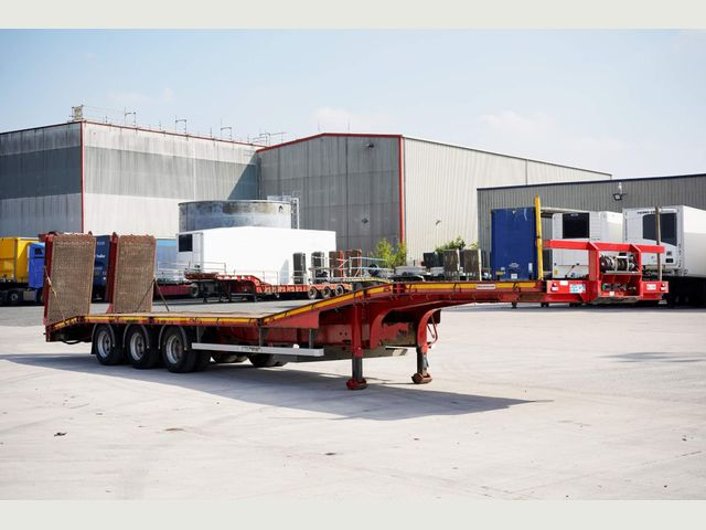 2015 Montracon LOW LOADER Image