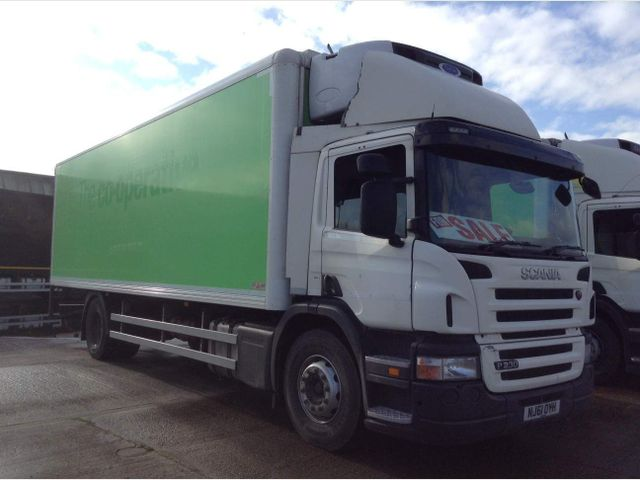 2011 (61) Scania P Series Image