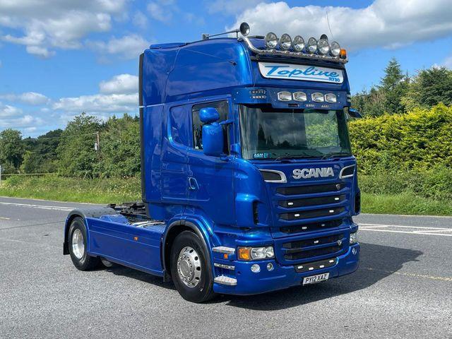 2012 (12) Scania R730 TOPLINE Image