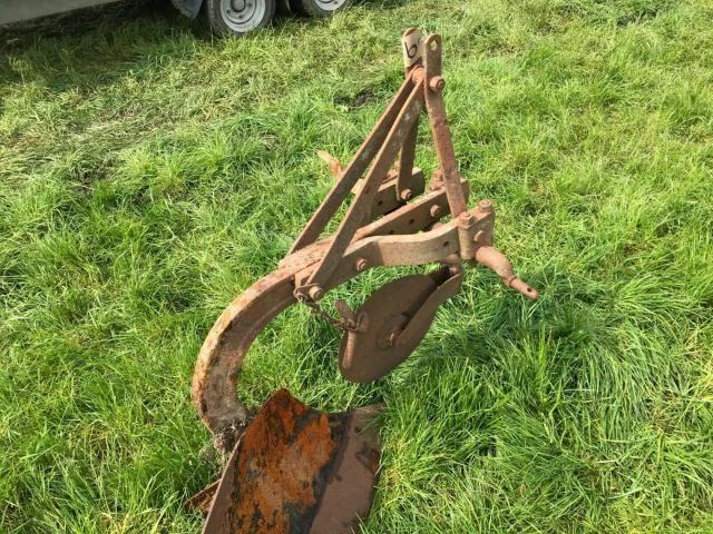 Massey Ferguson Single Furrow Plough £370 Image