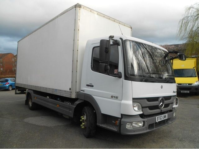 2013 (63) Mercedes-Benz ATEGO 815 DAY Image