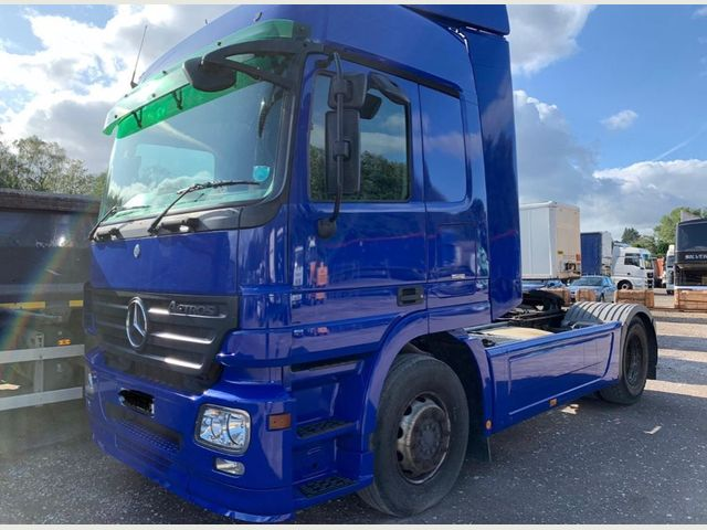 2009 (09) Mercedes-Benz ACTROS 1844 LS LD HRS Image