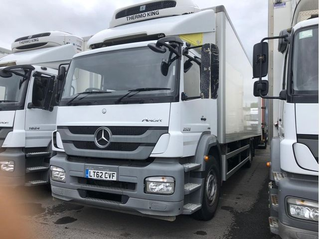2012 (62) Mercedes-Benz ATEGO 2528L DAY Image