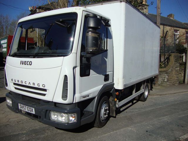 2007 (57) Iveco Eurocargo Image