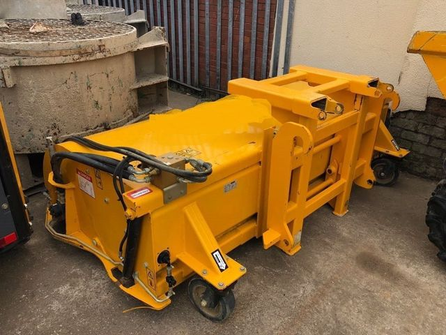 JCB SWEEPER / COLLECTOR Image