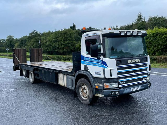 2003 (03) Scania 94D 300 BEVERTAIL Image