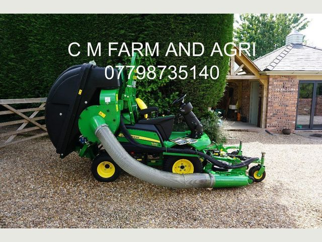 2015 John Deere 1580 OUTFRONT Image