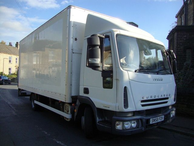 2008 (58) Iveco EUROCARGO ML75E16S DAY Image