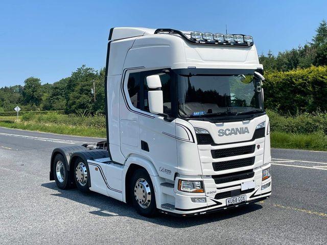 2018 (68) Scania R450 HIGHLINE NEW GEN EURO 6 Image