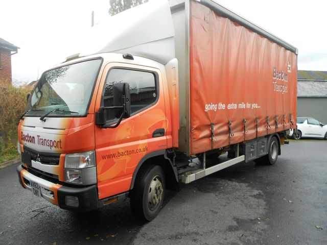 2013 (63) FUSO Canter Image