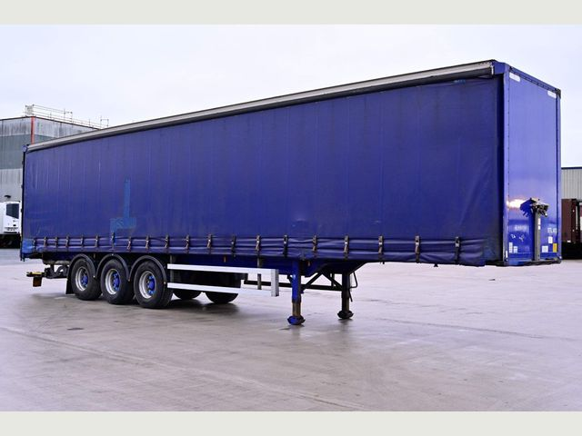 2009 Montracon 4.2M CURTAINSIDE TRAILER Image