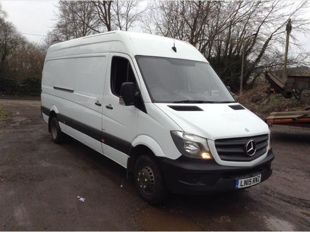 2015 Mercedes-Benz Sprinter Image