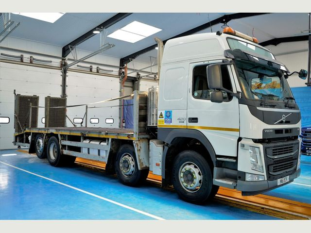 2014 (14) Volvo FM420 BEAVERTAIL ONLY 177,000KMS EURO 6 Image
