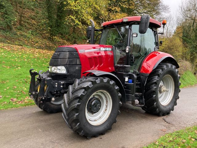 2014 Case Puma 160 Tractor Image
