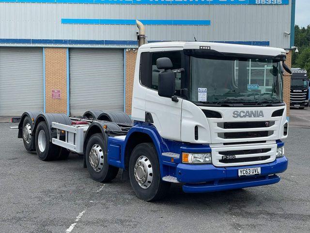 2013 (63) Scania P360 euro 6 Image