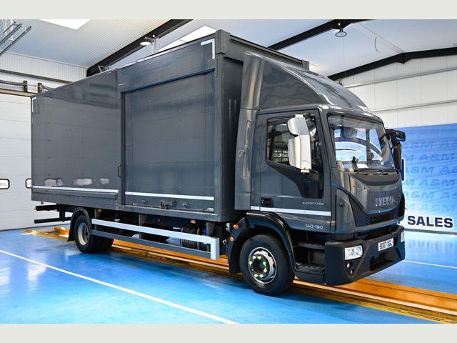 2017 (17) Iveco EUROCARGO 140-190 BOX VAN EURO 6 Image