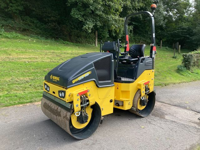 2020 Bomag BW120 AD-5 Roller Image
