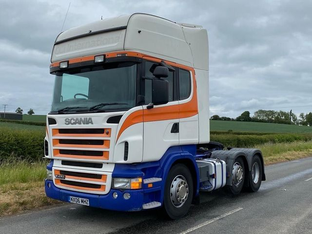 2006 Scania R Series Image