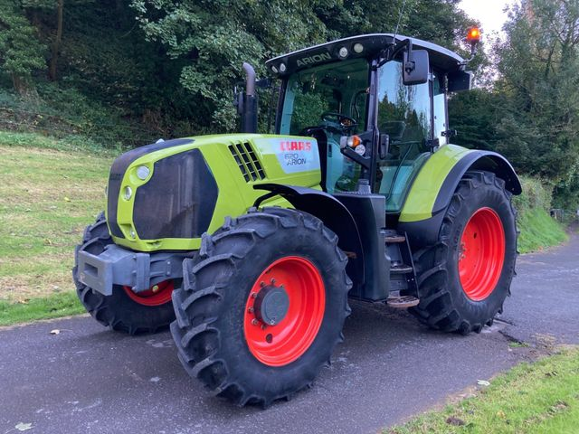 2017 Claas Arion 620 Tractor Image
