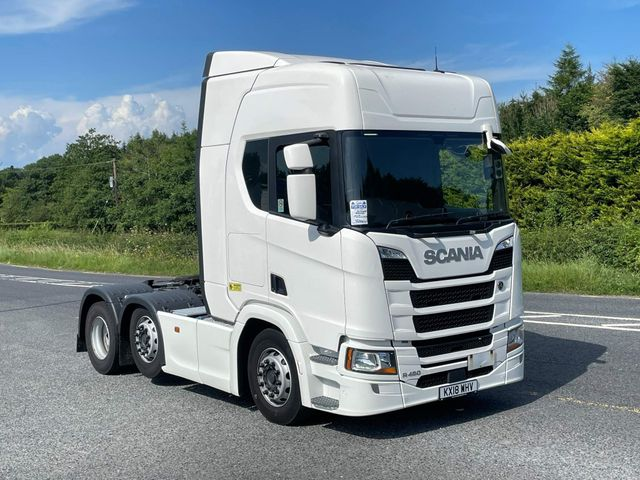 2018 (18) Scania R450 HIGHLINE EURO 6 Image