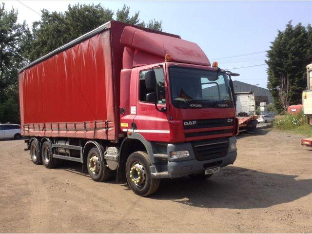2007 (07) DAF 85 Image