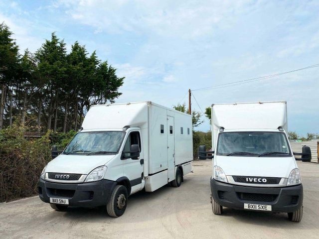 2011 (11) Iveco DAILY 70C17 Image