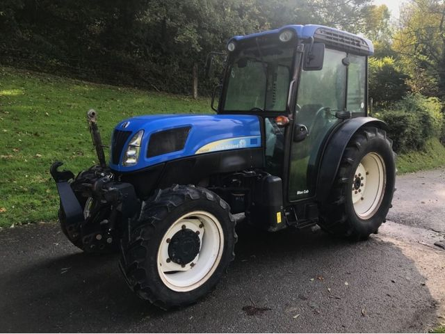 2011 New Holland T4050F Orchard Tractor Image