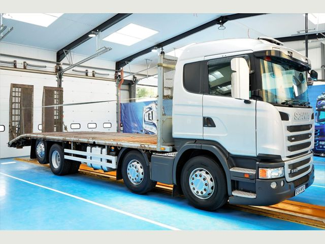 2014 (64) Scania G410 BEAVERTAIL EURO 6 Image