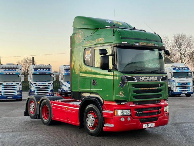 2014 (64) Scania R580 HIGHLINE Image