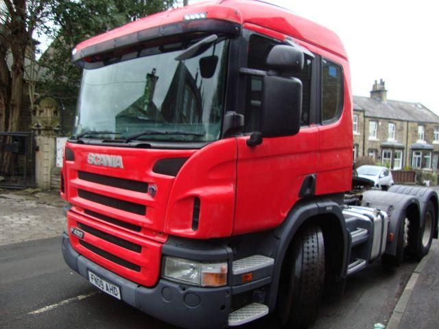 2009 (09) Scania P Series Image